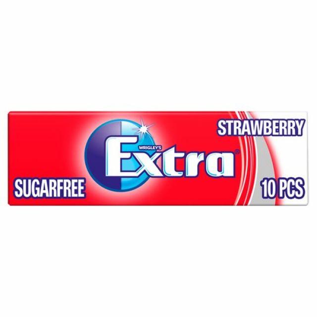 Extra Strawberry Gum