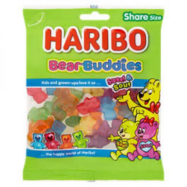 Haribo Bear Buddies