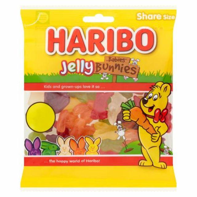 Haribo Jelly Bunnies