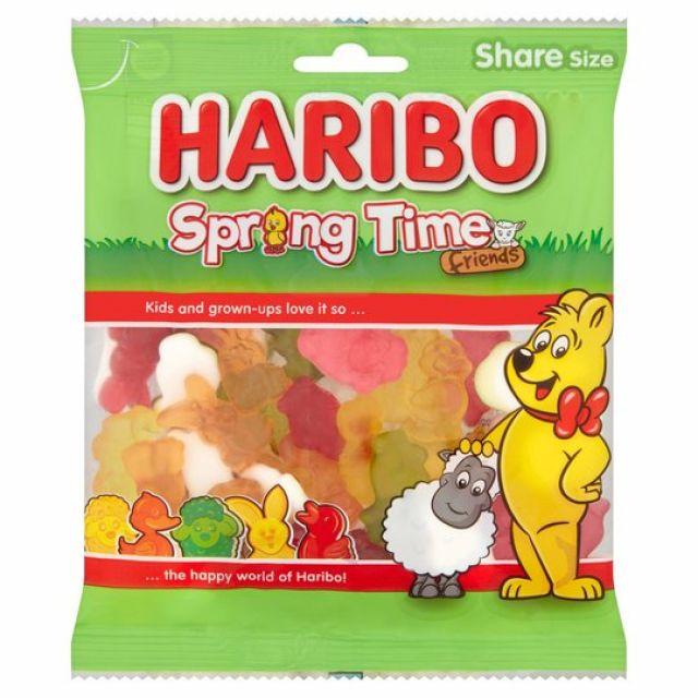 Haribo Spring Time