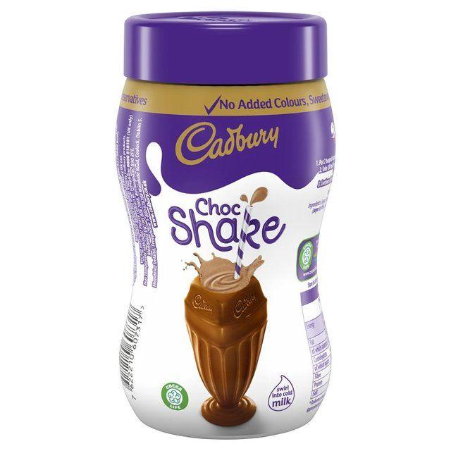 Cadbury Choc Shake