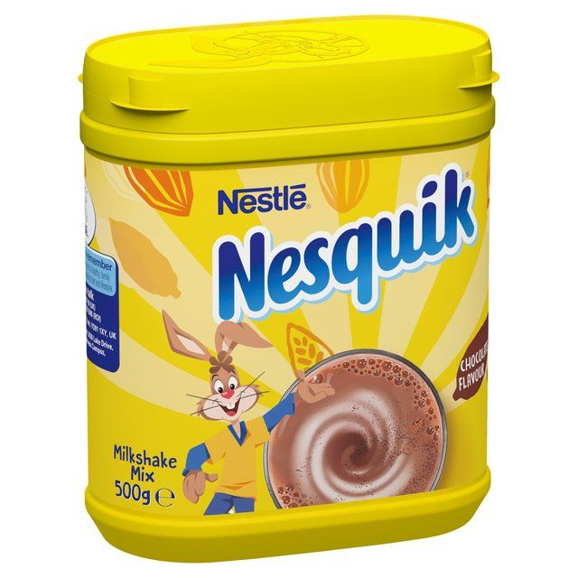 Chocolate Milk Shake Powder Nesquik