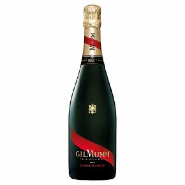 Champagne G.H.Mumm 75cl