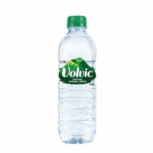 Water Volvic Bottle 500ml