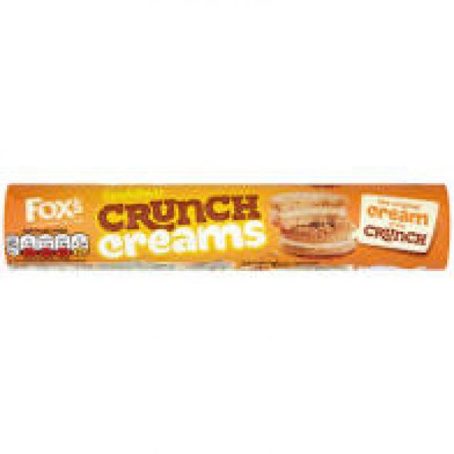 Fox's Crunch Cream