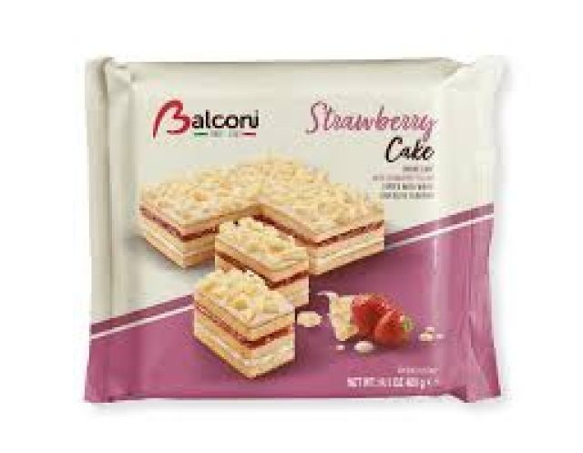 Balconi Strawberry Cake