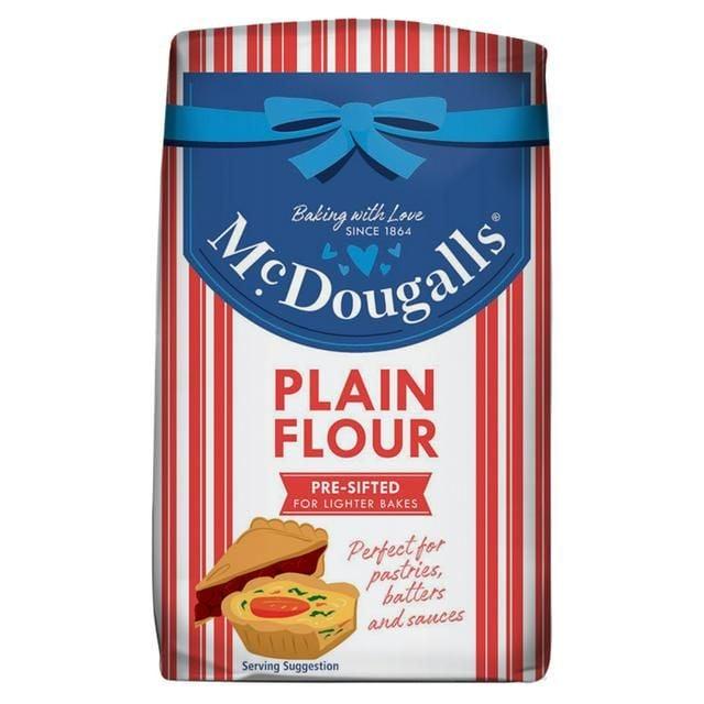 Plain Flour 500g McDougall's