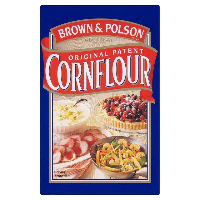 Cornflour 500g Brown & Polson