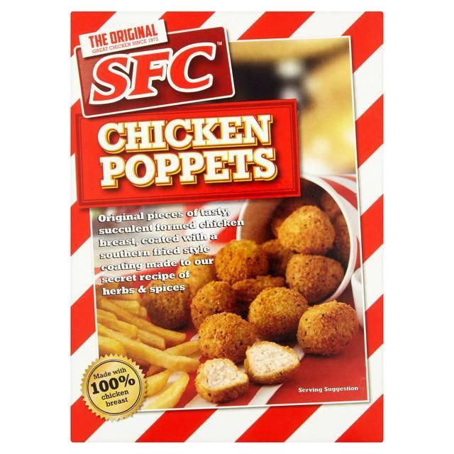 Chicken Poppets SFC