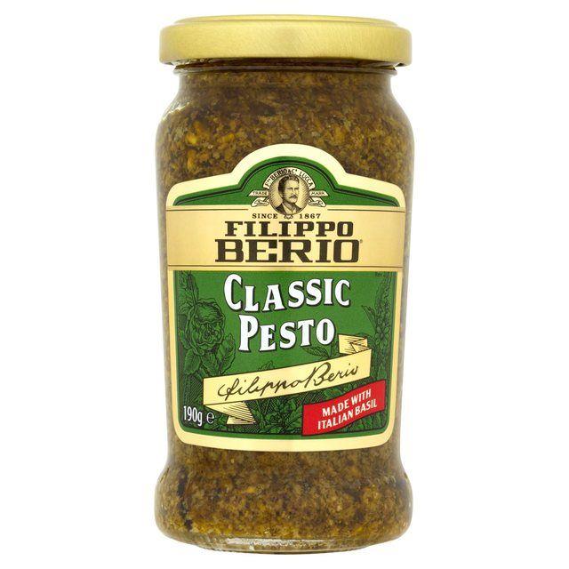 Fillippo Berio Classic Pesto 190g