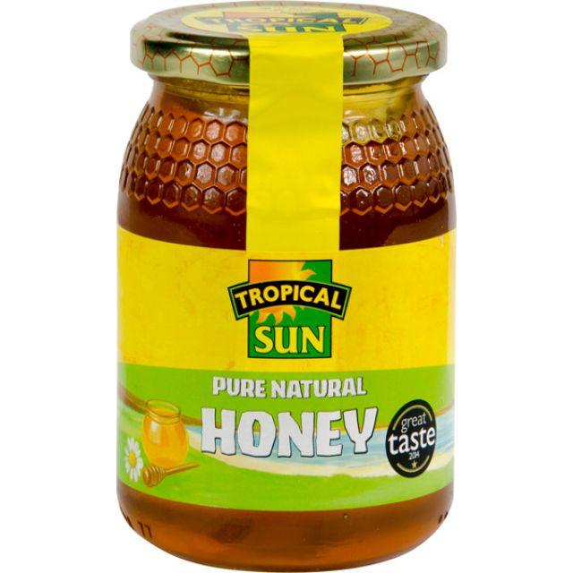 Honey Tropical Sun 350ml