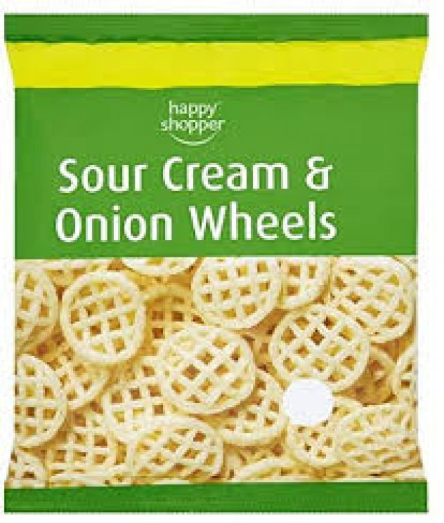 Sour Cream Wheels Happy Shopper