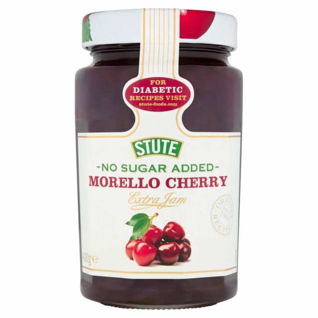 Jam Morello Cherry Stute 430g