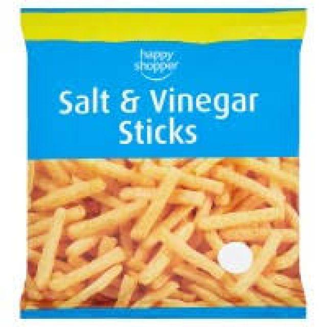 Salt & Vinegar Sticks Happy Shopper