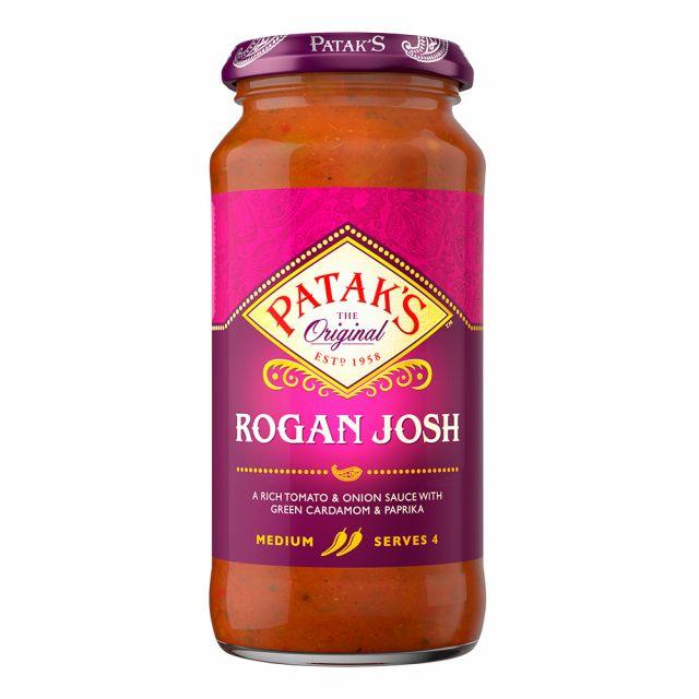 Pataks Rogan Josh Sauce 450g