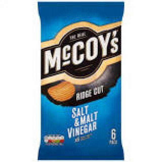 McCoy's Salt & Malt Vinegar