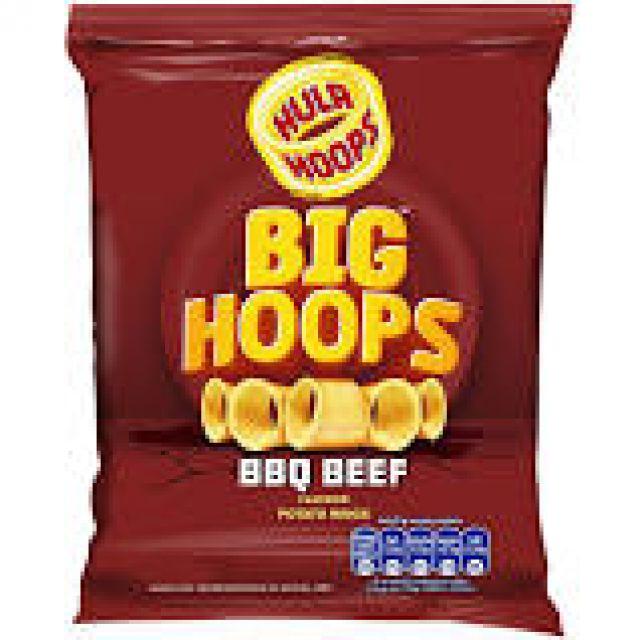 Hula Big Hoops Beef