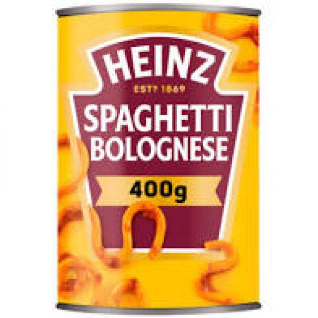 Spaghetti Bolognese Heinz