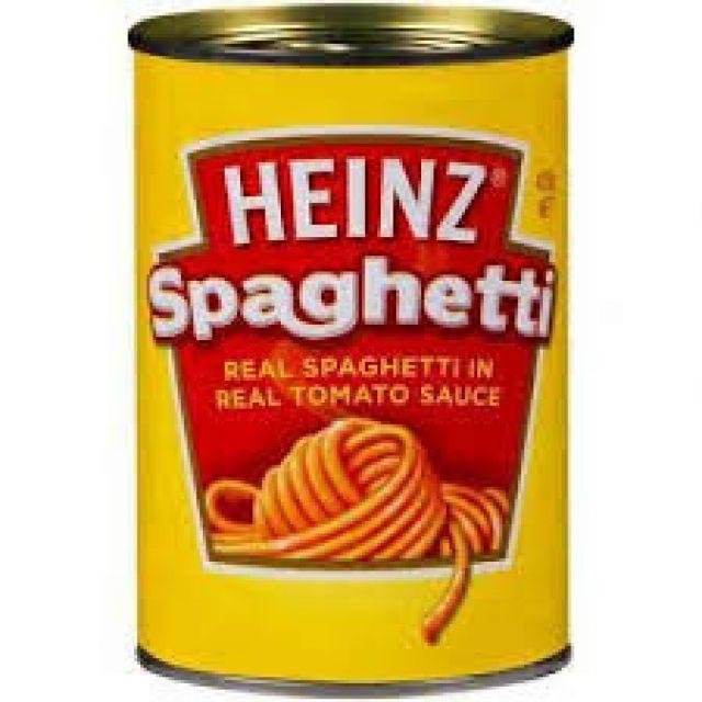 Spaghetti Heinz