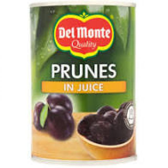 Prunes In Juice Del Monte