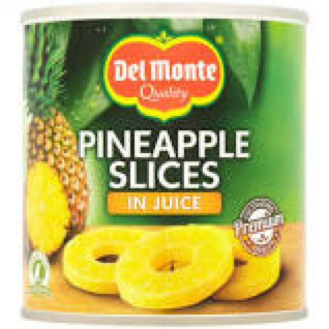 Pineapple Slices Del Monte