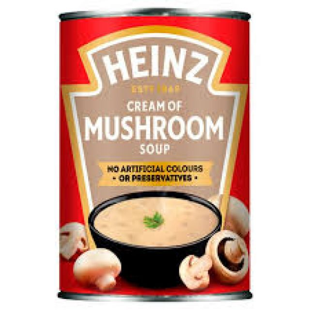 Mushroom Soup Heinz