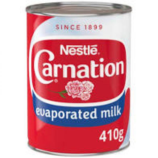 Evaporated Milk Nestle Carnation