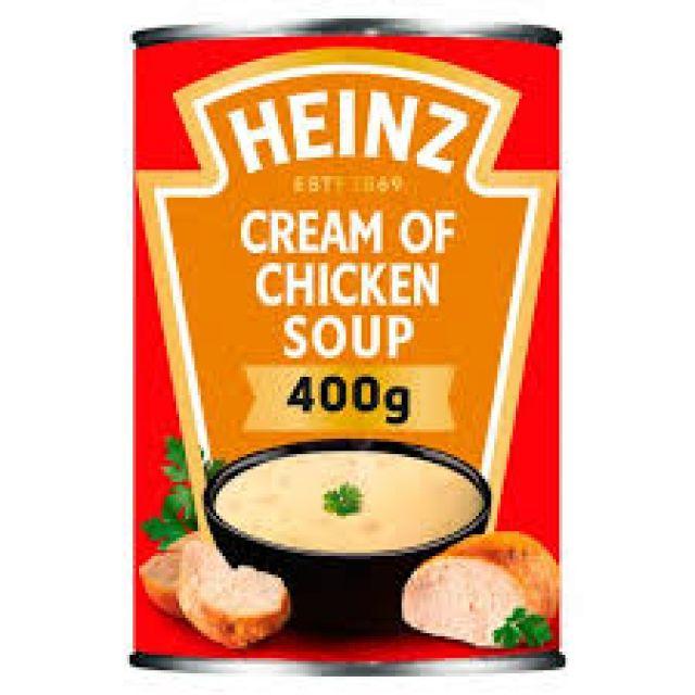 Chicken Soup Heinz