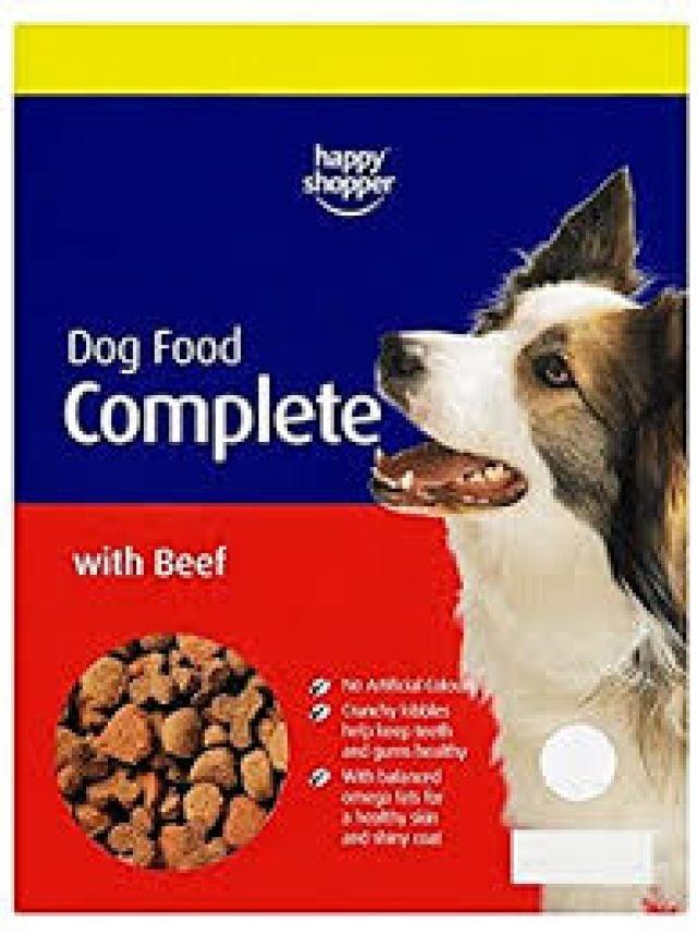 Complete Beef & Veg 950g Dog Dry Food Happy Shopper