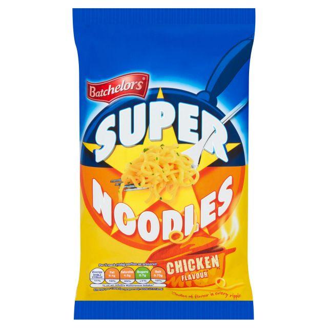 Super Noodles Chicken Batchelors