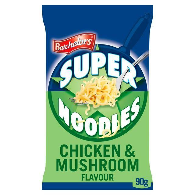 Super Noodles Chicken & Mushroom Batchelors