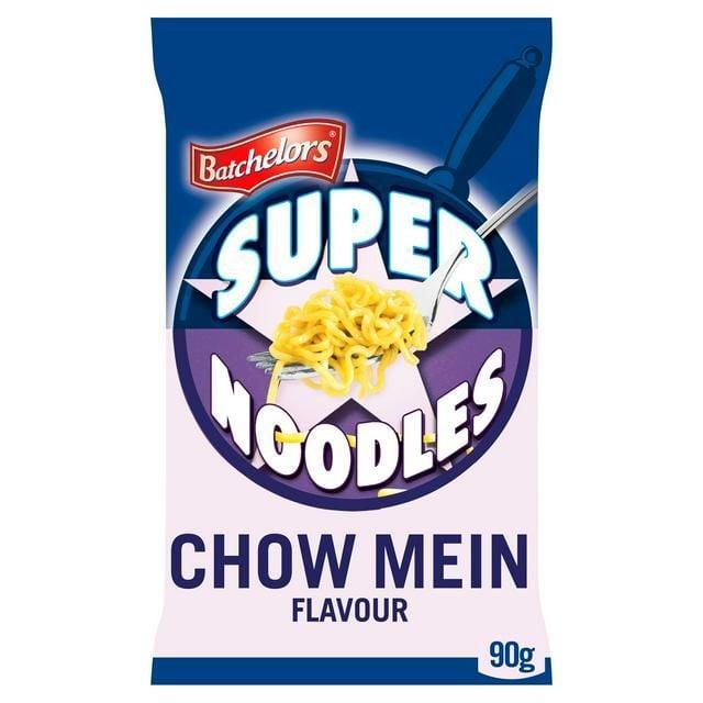 Super Noodles Chow Mein Batchelors