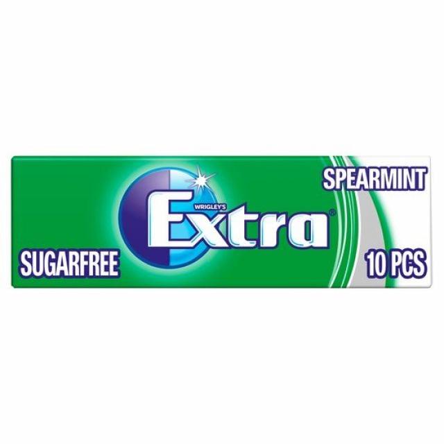Extra Spearmint Gum
