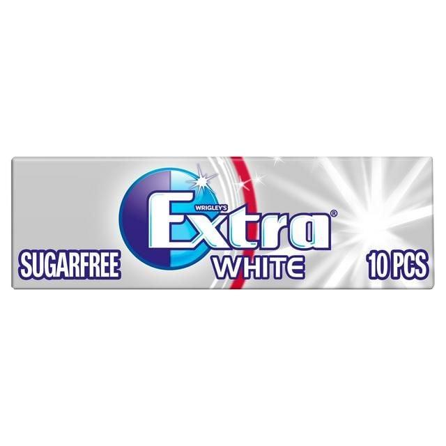 Extra White Gum