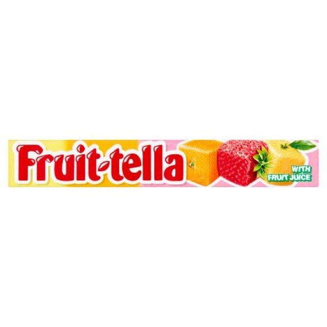 Fruit Tella Citrus Sour