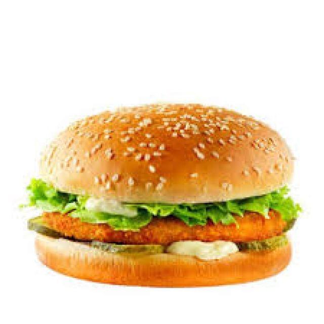Kids Chicken Burger Meal