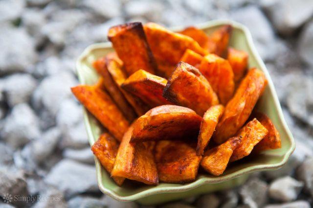 Large Sweet Potato Fries