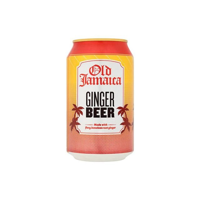 Ginger Beer Can 330ml