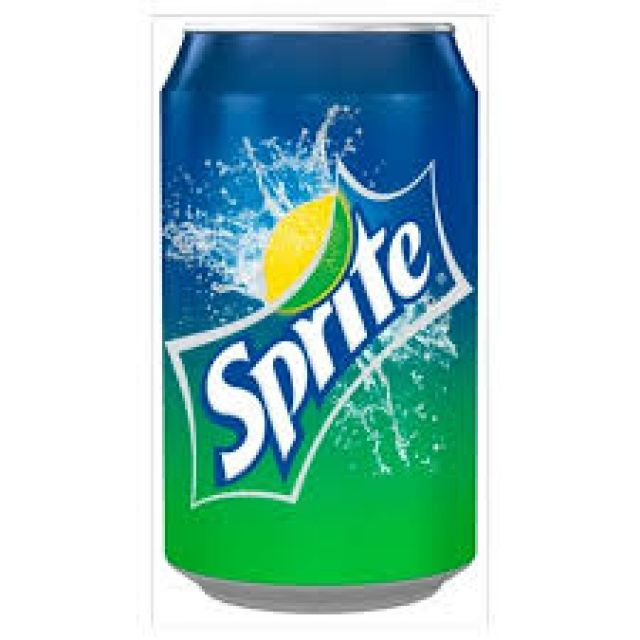 Sprite Can 330ml