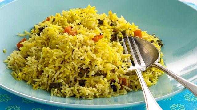 Special Pilau Rice