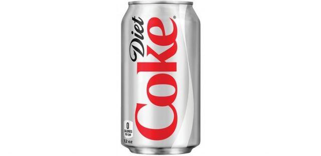 Diet Coke Can 330ml