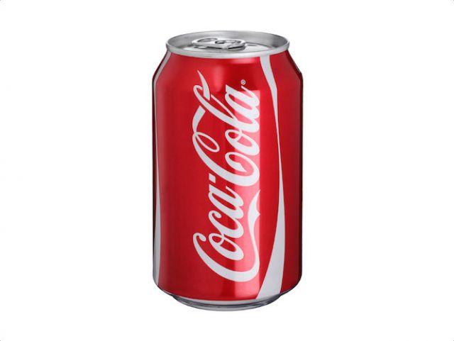 Coke Can 330ml