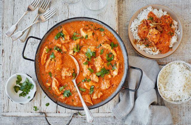 Dopiaza curry