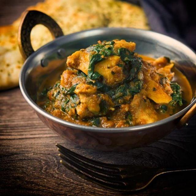 Sagwala Curry