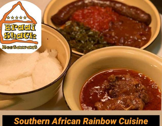 SA Rainbow Cuisine 4 Persons