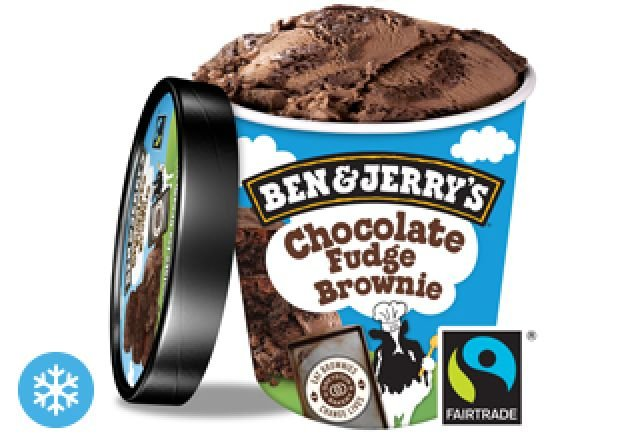 Chocolate Fudge Brownie - Ben & Jerry's™