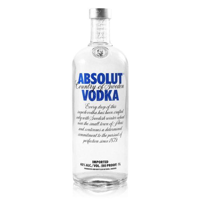 Vodka Absolut Blue 1L