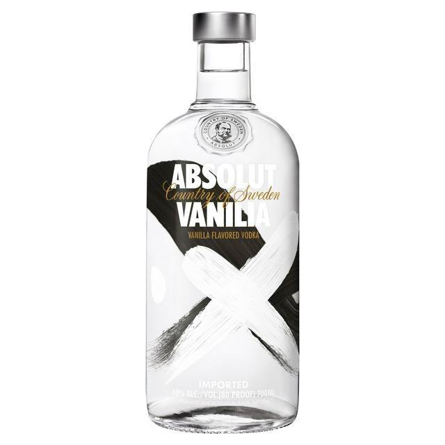 Vodka Absolut Vanilia 70cl