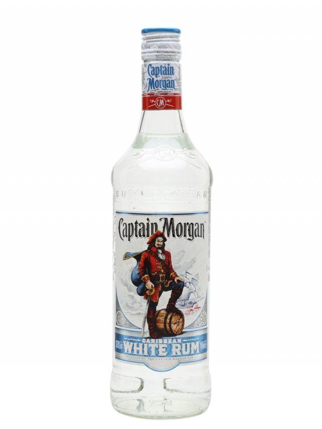 Rum Captain Morgan White 70cl