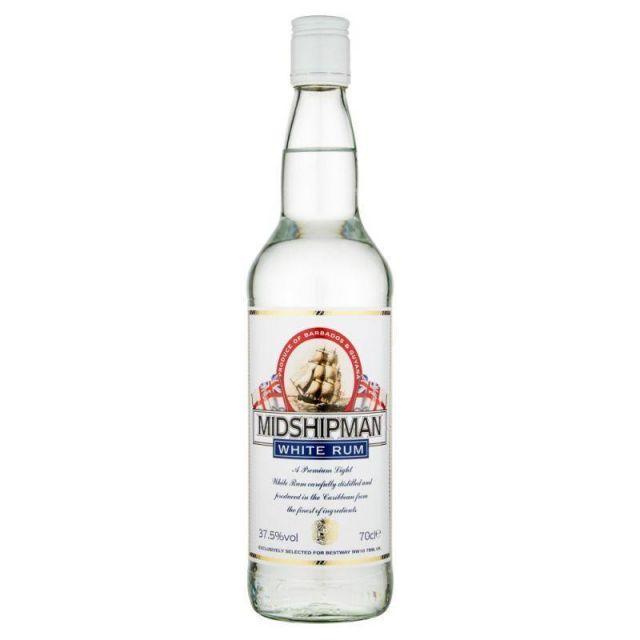 Rum Midshipman White 70cl